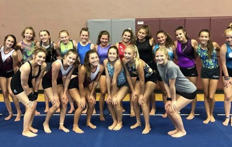 CSH Gymnastics is Bouncing their Way in to the Fall Season