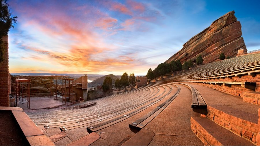 Red+Rocks+Amphitheatre+in+Morrison%2C+Colorado