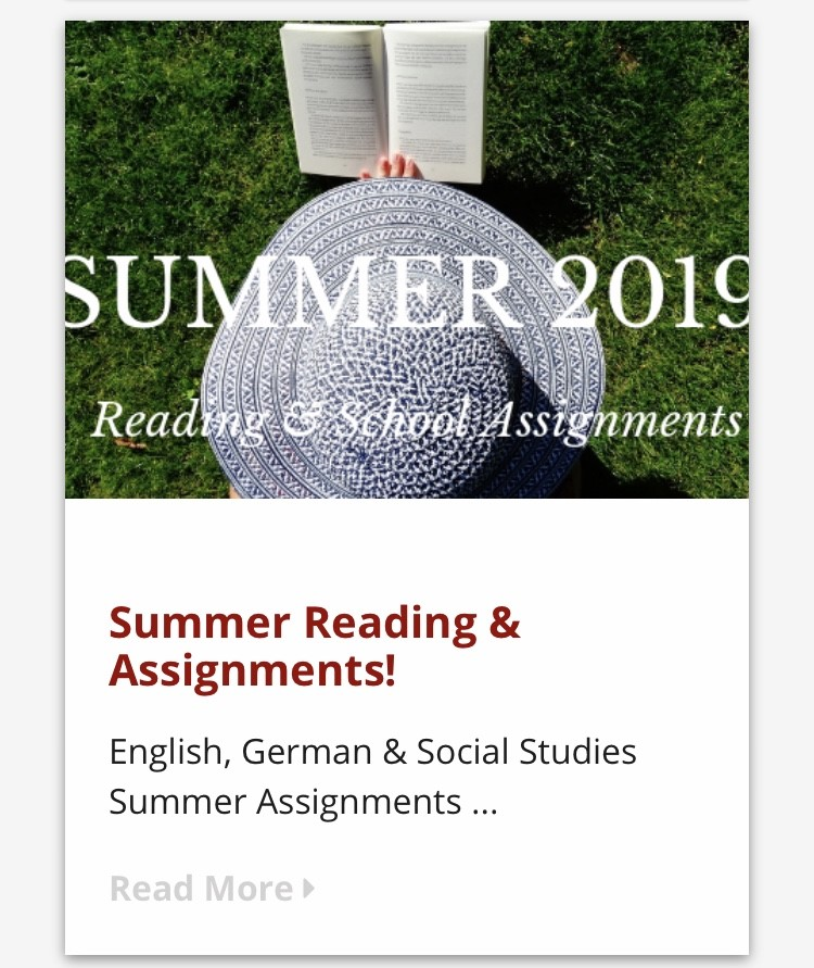 You+can+find+your+summer+reading+assignment+on+chargerpride.com+
