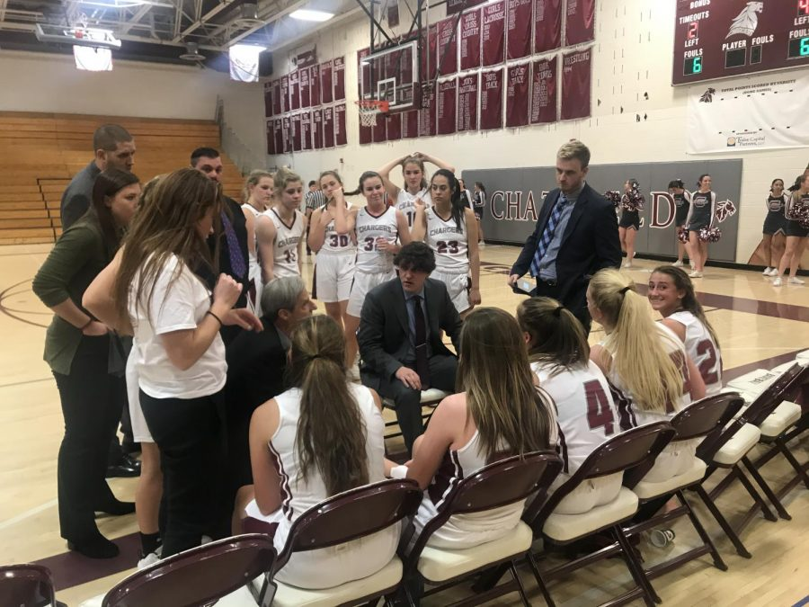 Girls Basketball is Enjoying Success with its New Coach