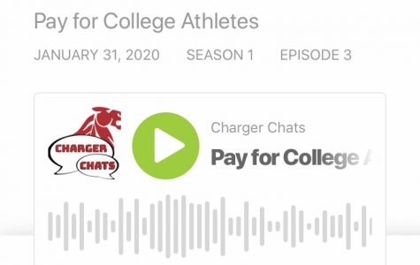 Pod Cast #3 - Pay for College Athletes