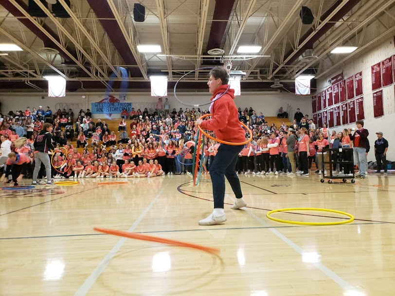 Wish Week Assembly