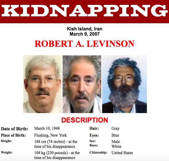C.I.A. Mission Gone Wrong - F.B.I. Agent Vanished - Twenty Five Million Dollar Reward
