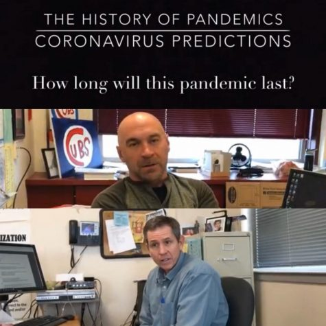 The History of Pandemics and the future of Coronavirus