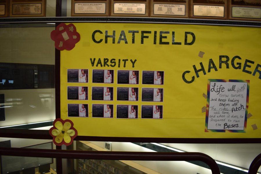Chatfield Softball Poster(Varsity)