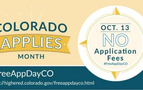 Free College Application Day - Tuesday, Oct. 13th
