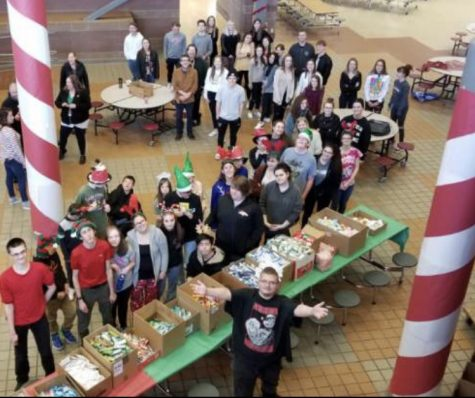 Chatfield Assembles Stockings for Fort Carson Soldiers for the 15th Year!