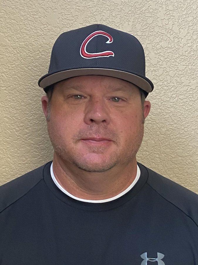 Head Coach Brett Pieratt