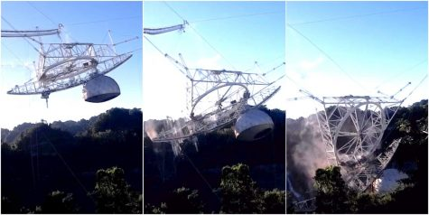 The Collapse of the Arecibo