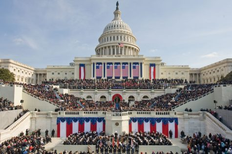 Inauguration Day is Today, January 20, 2021