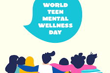 World Teen Mental Health Day