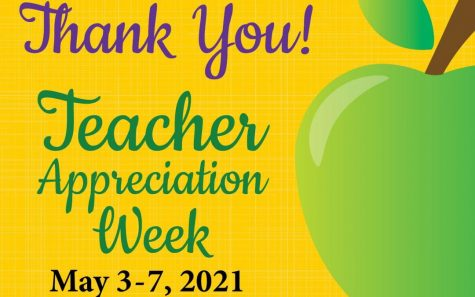 Help Show CSH Staff Some Appreciation: May 3-7