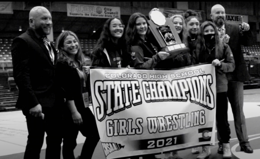CSH Girls Wrestling - Making History