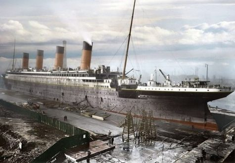 Anniversary of the Sinking of the Titanic - April 14