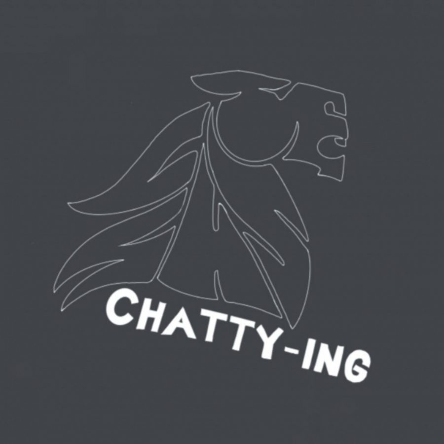 Chatty-ing: Period.