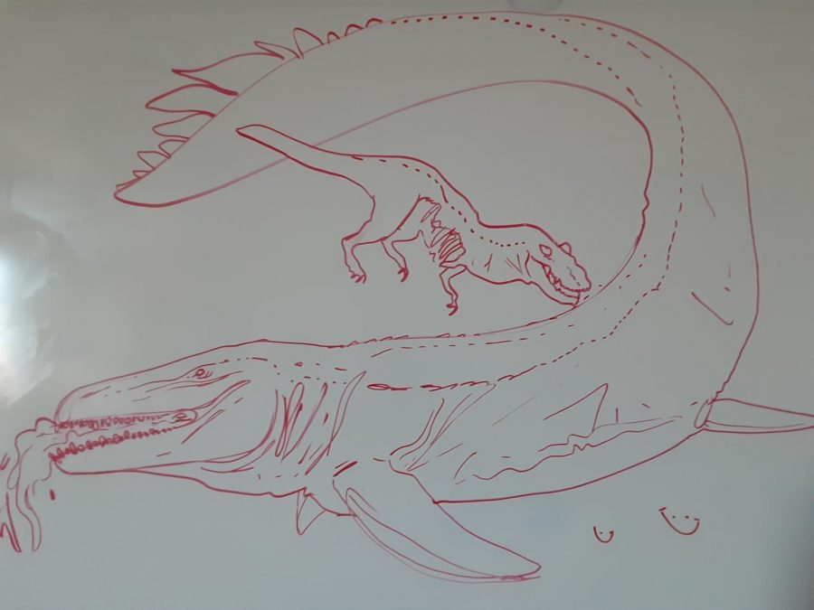The Hyperactive Podcast Episode 2: Drawing on Dons Board